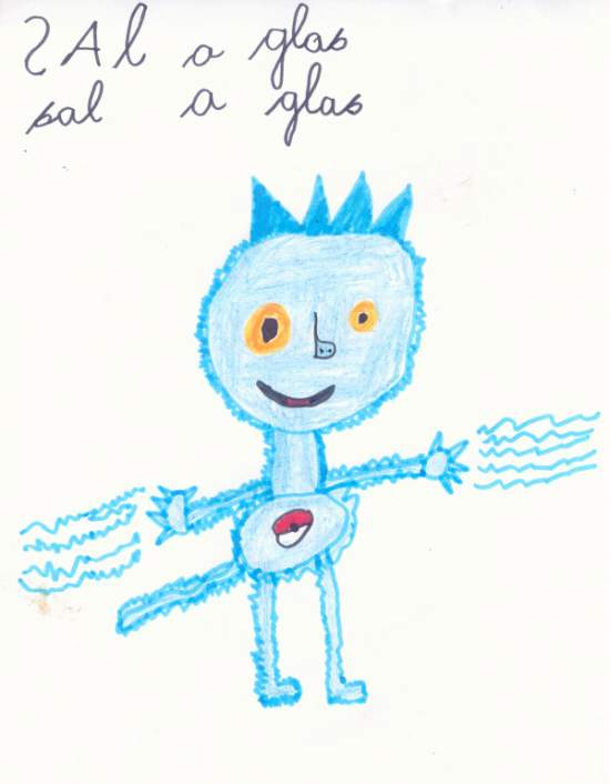 pokemon de Vincent 6 ans